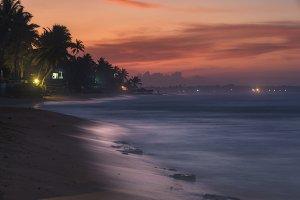 Lankan sunrise