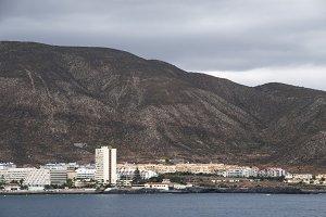 island of Tenerife