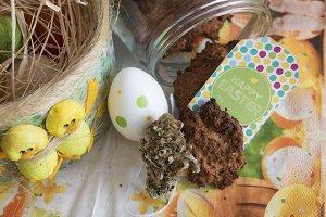 Easter Cannabis Edibles