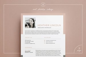 Resume/CV | Heather