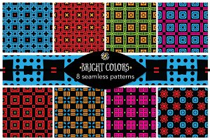 Set 55 - 8 Seamless Patterns