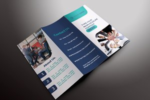 Business Tri-fold Brochures