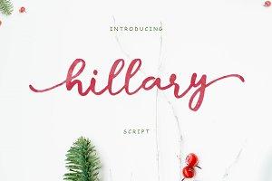 Hillary Script