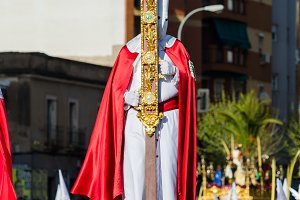 Easter in the city of Badajoz