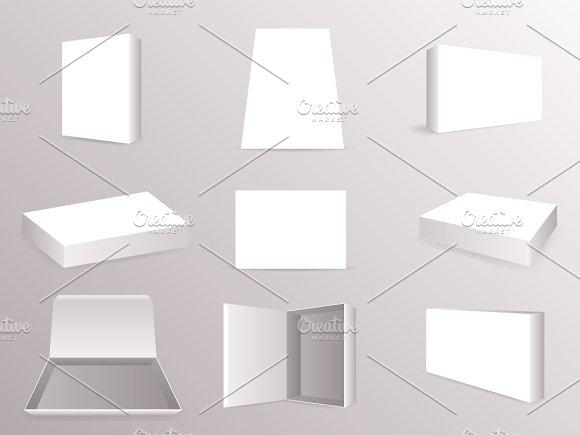 Paper Boxes Front