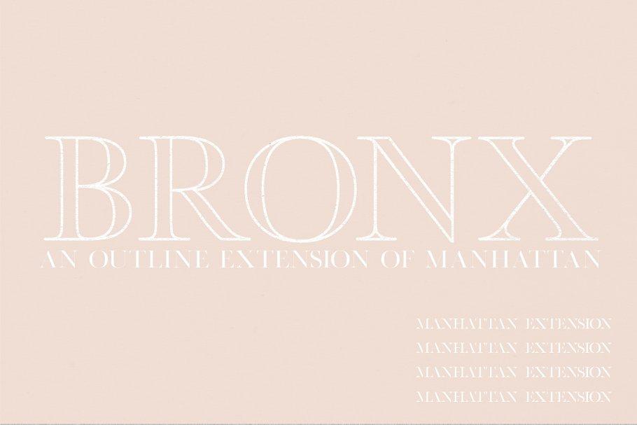 Bronx | An Extension for Manhattan
