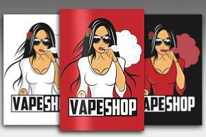 Vape Girl 2