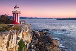 Lighthouse in Sydney