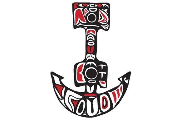 Anchor Northwest Coast Art