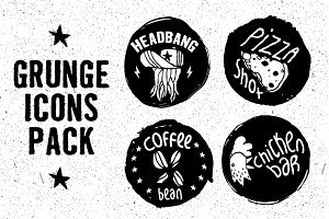 Grunge vector pack