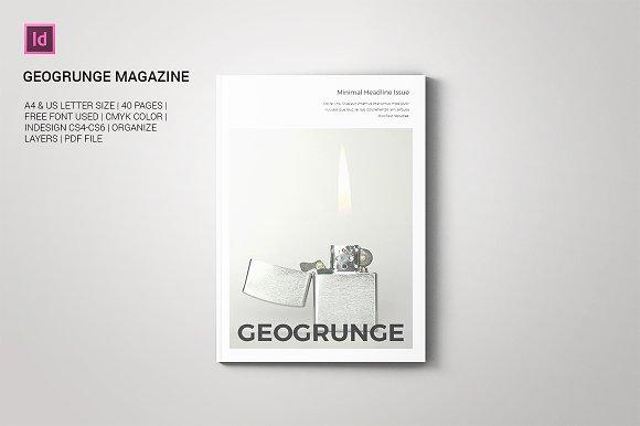 Geogrunge Magazine