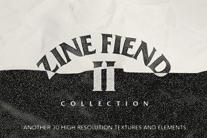 Zine Fiend II Texture Collection