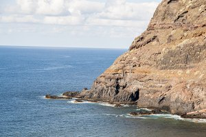 cliffs of Tenerife