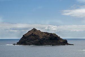 small island of Tenerife
