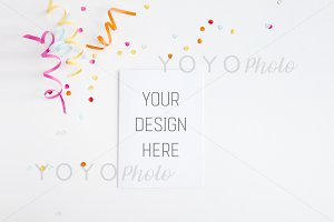 Styled Stock Photo - Greeting Card