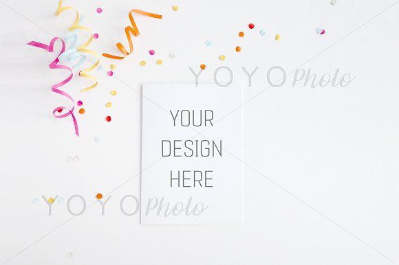 Free Styled Stock Photo - Greeting Card