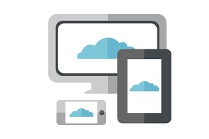 Cloud on Mobile, Tablet and Web