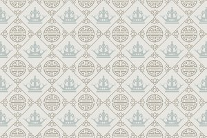 Chinese pattern, interior design 4