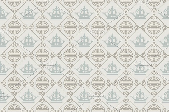 Chinese Pattern Interior Design 4