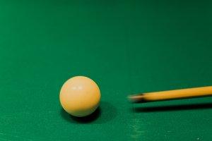 White Ball Snooker