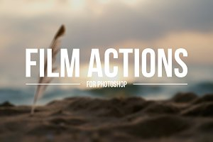 4 Pro Film Actions (Pack III)