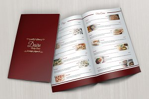 Restaurant Menu & Business Card
