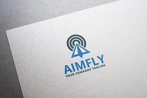 Aimfly Logo