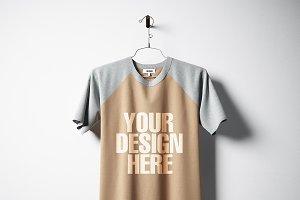 Blank t-shirt pack 04