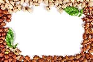 nuts frame