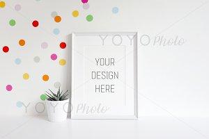 Print Mockup - Nursery Styled Frame