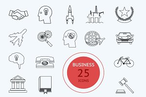 Icons Business Travel