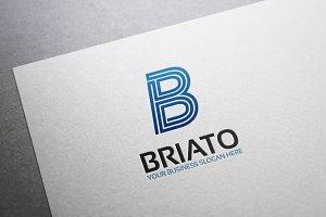 Briato Logo