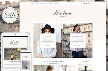 Helen - Responsive WordPress Theme