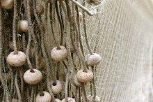 Fishing Net Detail