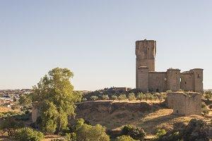 Castle Belalcazar Cordoba