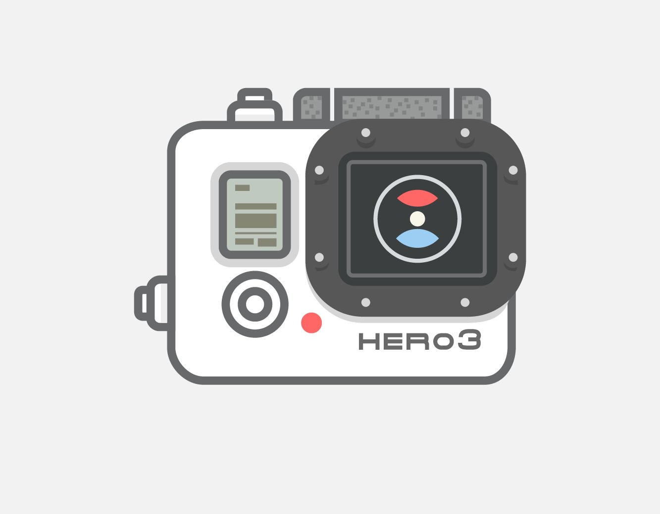 Gopro Photos, Graphics, Fonts, Themes, Templates ~ Creative Market