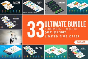 The Ultimate Presentations Bundle