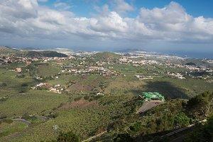 Viewpoint in Gran Canaria