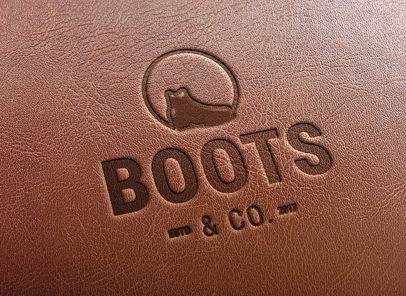 Leather Company Logo