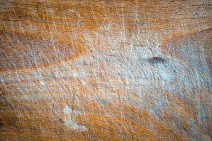 Scratched Wood Texture