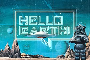 Hello Earth