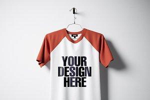 Blank t-shirt pack 011