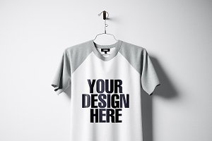 Blank t-shirt pack 012