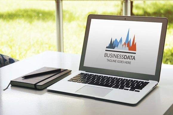 Business Data Logo