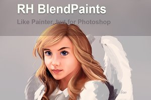 RH BlendPaints for Photoshop