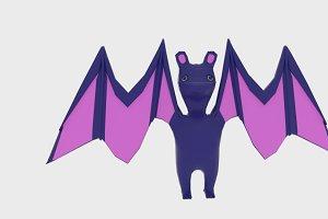 Character Toon Bat