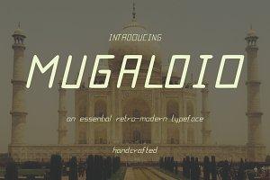 Mugaloid Font