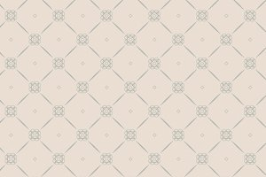 Seamless Damask Wallpaper Vintage