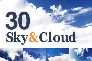 30 Sky & Clouds