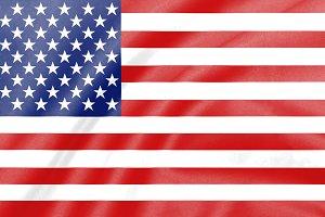 ripple american flag